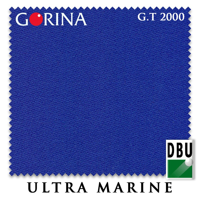 Сукно Gorina Granito Tournament 2000 197см Ultramarine
