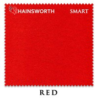 Сукно Hainsworth Smart Snooker 195см Red