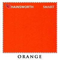 Сукно Hainsworth Smart Snooker 195см Orange