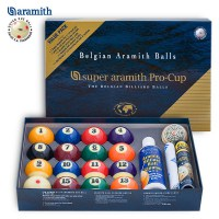 Шары для пула Super Aramith Pro-Cup Value Pack Pool ø57,2мм